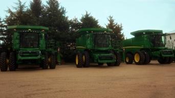 BDFC combine fleet.